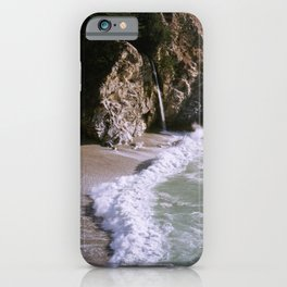 mcway falls in a dream iPhone Case