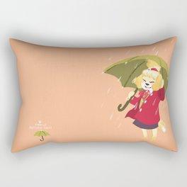 Autumn Rain Isabelle Rectangular Pillow