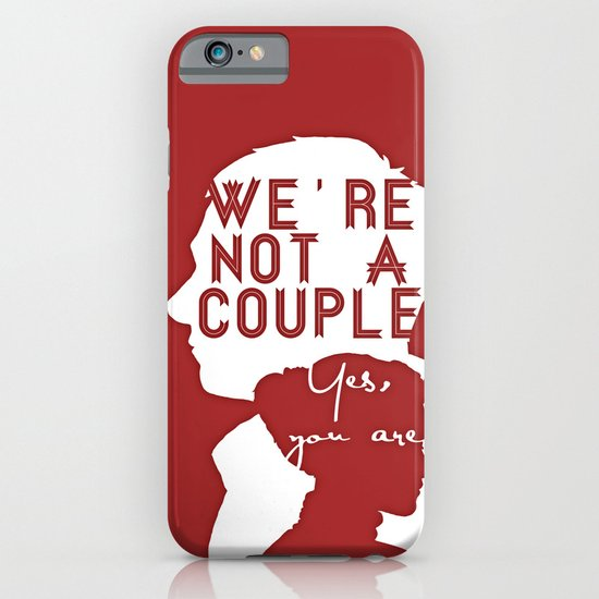 Not a couple iPhone & iPod Case