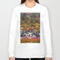 the neighbourhood Long Sleeve T-shirts featuring Some neighbourhood called flower by Martin Carri