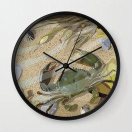 Rockpool Wall Clock