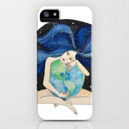 Pachamama iPhone Case