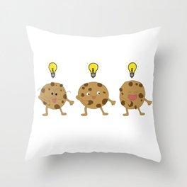 100 Days Smarter, Funny Teacher Shirts, Proud Mama Shirt, Cookie shirt for Smart Cookies, Funny Throw Pillow
