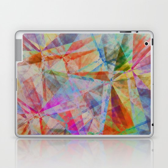 Intersections Laptop & iPad Skin