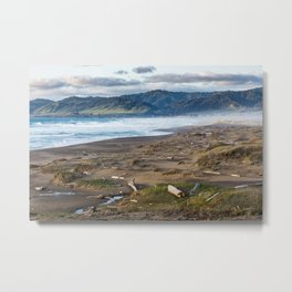 Ten Mile Beach Metal Print