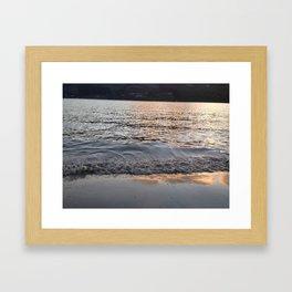 Leisure Isle Framed Art Print