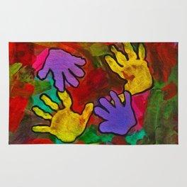 Loving Hands Rug