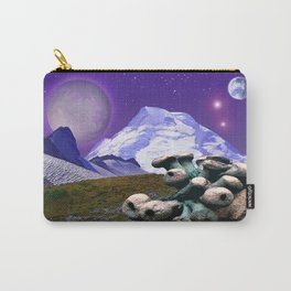 KOMA KULSHAN IN OUTER SPACE Carry-All Pouch