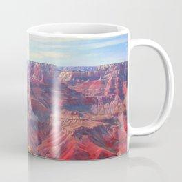Grandview Grand Canyon by Amanda Martinson Coffee Mug