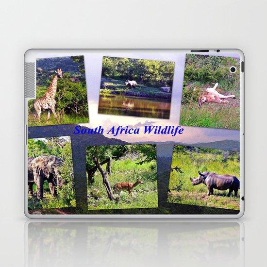 South Africa Wildlife Laptop & iPad Skin