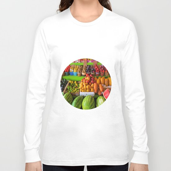 Fresh from the groves Long Sleeve T-shirt