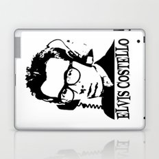 Elvis Costello | Headphones Laptop & iPad Skin