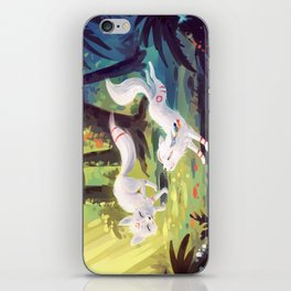Follow Me iPhone Skin