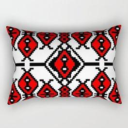 lullaby for ladybugs Rectangular Pillow