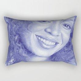 Knowles-Carter Rectangular Pillow
