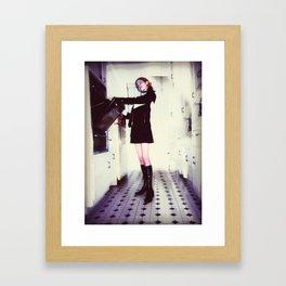 Homemaking Mod Framed Art Print