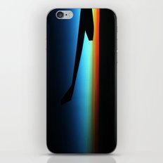 Dawn over the ocean iPhone & iPod Skin