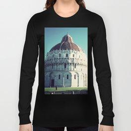 Piazza del Duomo, Pisa Long Sleeve T-shirt