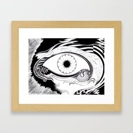 Abstract_4 Framed Art Print