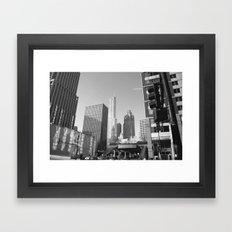 Phantoms Framed Art Print