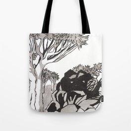 Quiver Tree & Rocks - Namibia Tote Bag