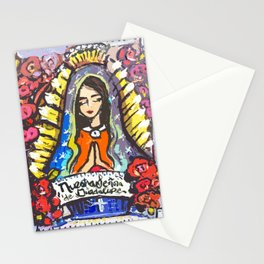 Nuestra Señora de Guadalupe Stationery Cards
