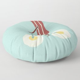 Sunny Ride Floor Pillow