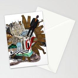 Fashion Trends by Lenka Laskoradova Stationery Cards