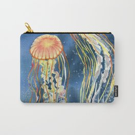 Dancing of Jellyfish Carry-All Pouch