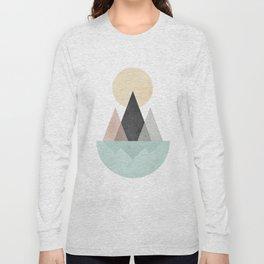 Minimalist Landscape XX Long Sleeve T-shirt