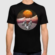 A star is born Mens Fitted Tee MEDIUM Black