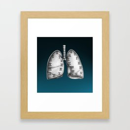 We'll have a sidebar only if the jury allows it Framed Art Print
