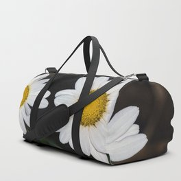 Young And Old Daisies Duffle Bag