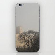 Foggy Castle iPhone & iPod Skin