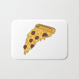 MOME Love Pizza Bath Mat