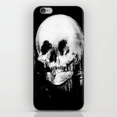All Is Vanity: Halloween Life, Death, and Existence  iPhone & iPod Skin