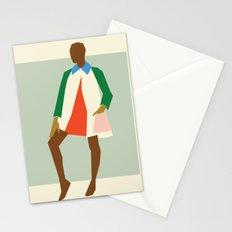 Fashion Dance 2 Stationery Cards
