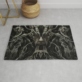 A Consumption of Memory and Identity Rug