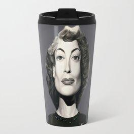 Joan Crawford Travel Mug