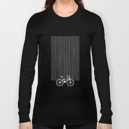 Blue Bike by Friztin Long Sleeve T-shirt