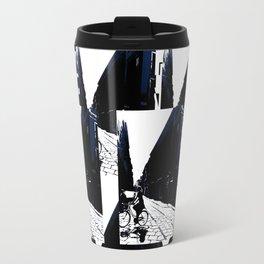 Blue Bike Travel Mug