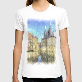 Three Mills Bow London Art T-shirt