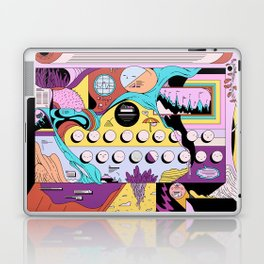 Daily stress and comfort Laptop & iPad Skin