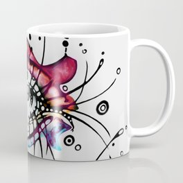"""Pop Art Eyelashes"" Coffee Mug"
