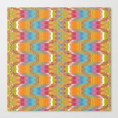Nordic Knit Canvas Print