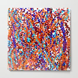 level and plumb squares Metal Print