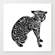 Artcat Canvas Print