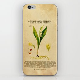 Breaking Bad - Lily of the Valley iPhone Skin