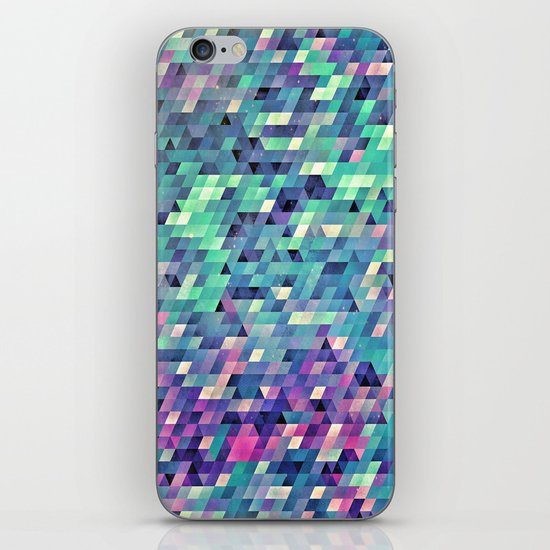 vyry_cyld iPhone & iPod Skin