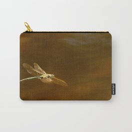 Dragonfly In Flight #decor #society6 Carry-All Pouch